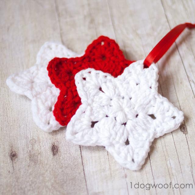 30free Easy Crochet Stars Patterns