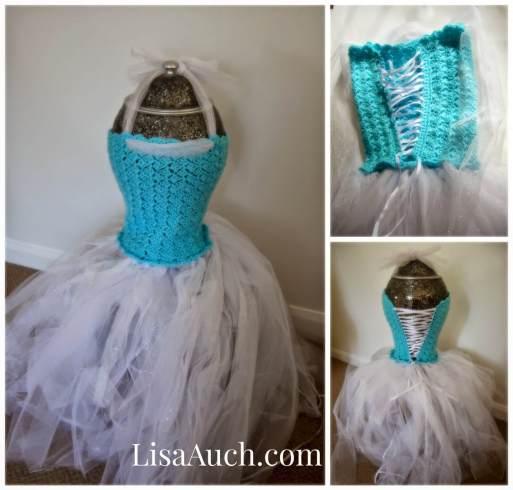 20free Crochet Frozen Inspired Patterns