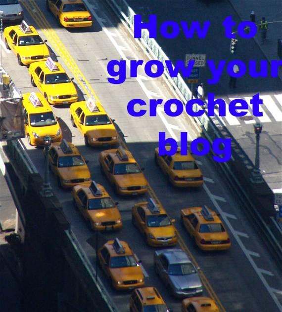 increase blog traffic & grow your crochet craft blog