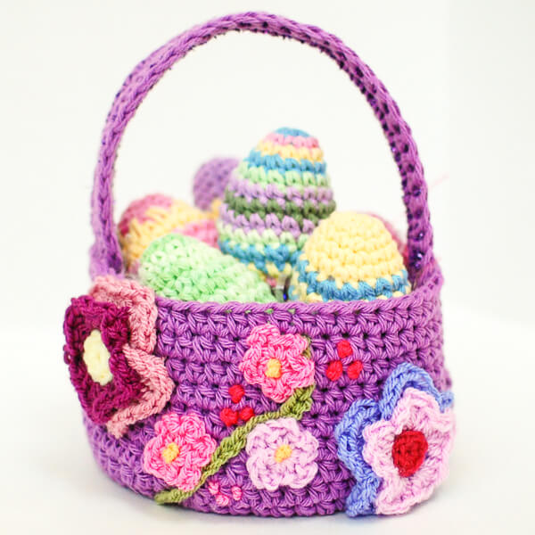 Free Easter Crochet Patterns : 30 free easy Easter crochet patterns