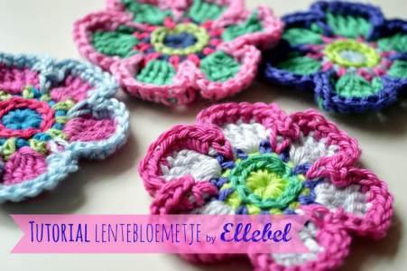 50 Free Crochet Flowers Pattern