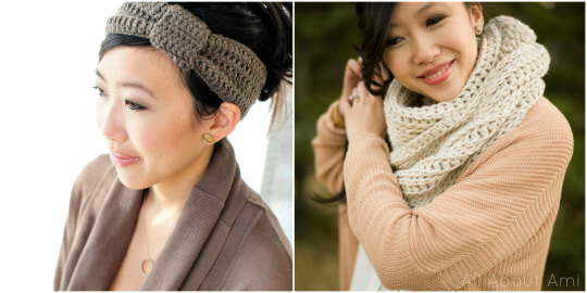 20+ Free and Easy Crochet Headband Patterns