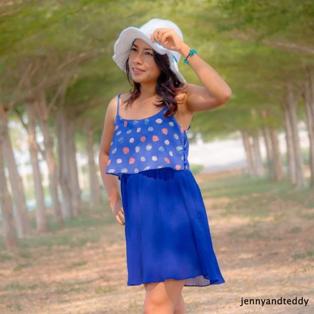 wide brim sun hat free crochet pattern by jennyandteddy