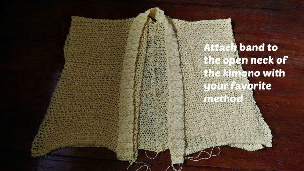 lemonade kimono crochet cardigan free pattern beginner
