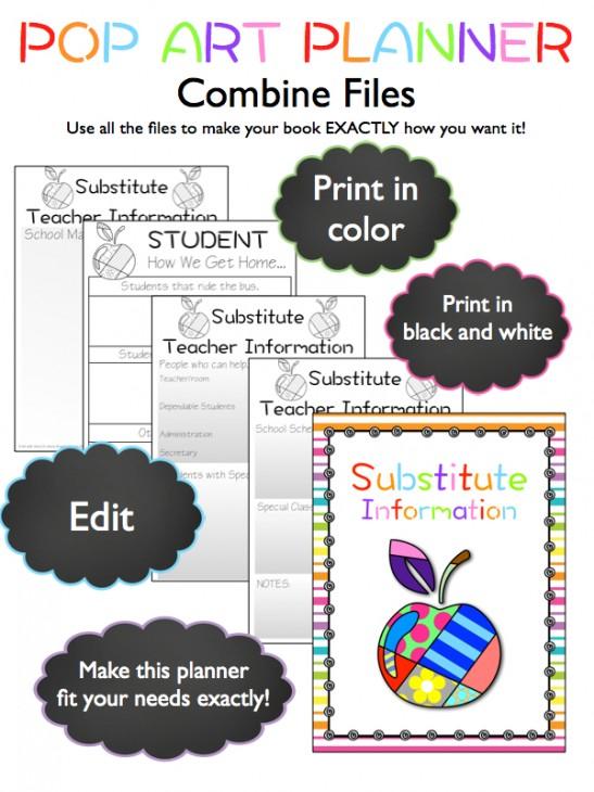 teacher planner free