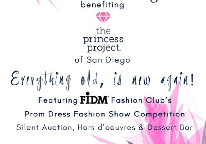Princess Project Runway Benefit – Everything Old is New Again Feb 25th @ 6