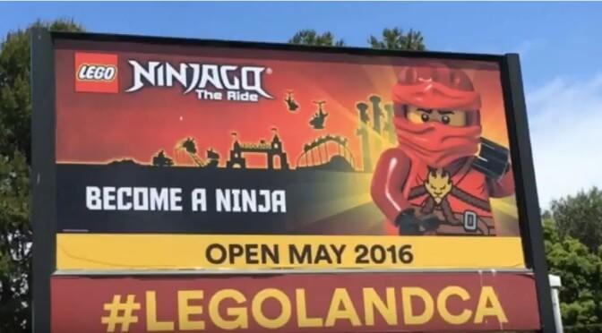 LEGOS Not LIMES – NINJAGO Opens Up Today May 5th!