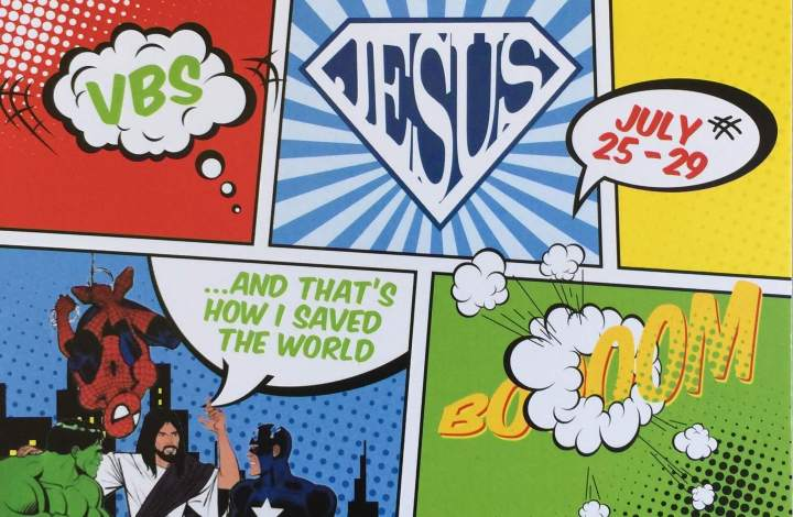 San Diego VBS 2016 List for North County Inland