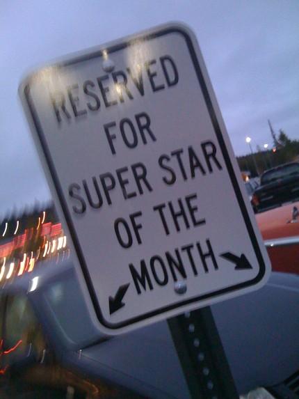 Supah STAR!!!