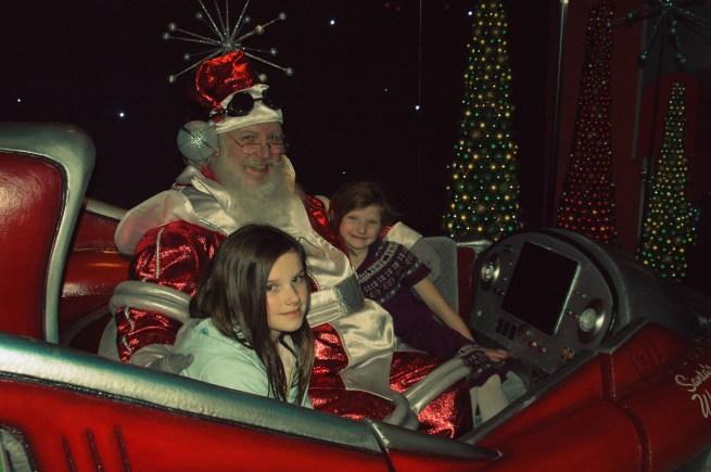 Santa and his Workship