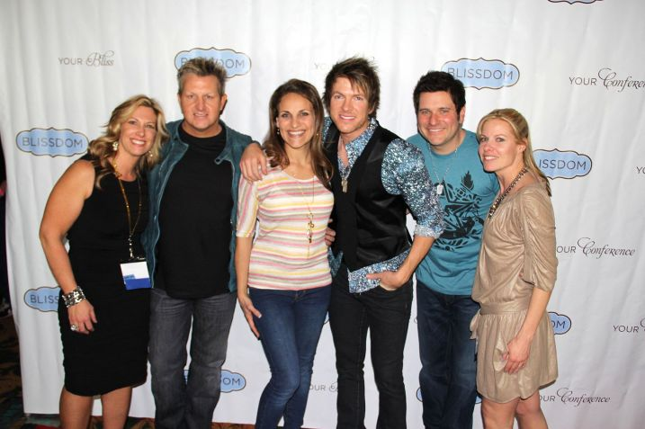Rascal Flatts and Jenny On the Spot