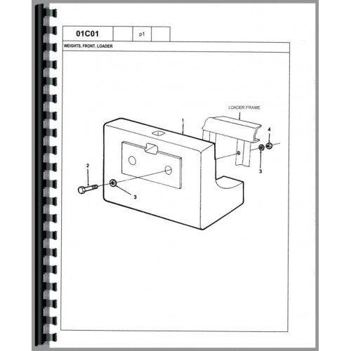 Ford 445d Tractor Wiring Harness Diagram Wiring Diagram Library