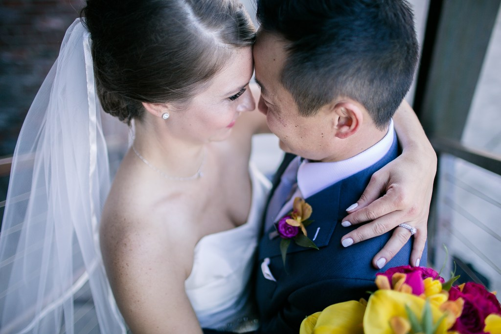 Union Station Tacoma Wedding || Photo: Genesa Richards Photography ||Embrace