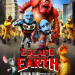 Win One of Two Family Four Packs to Escape From Planet Earth