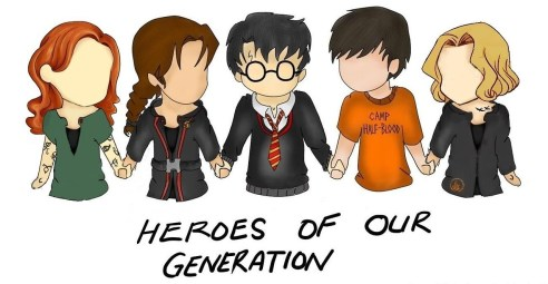 Heroes of our Generation by 50 Shades of Tobias