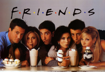 Apartir de Agosto Netflix retira Friends
