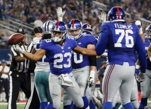 Giants Cornerback