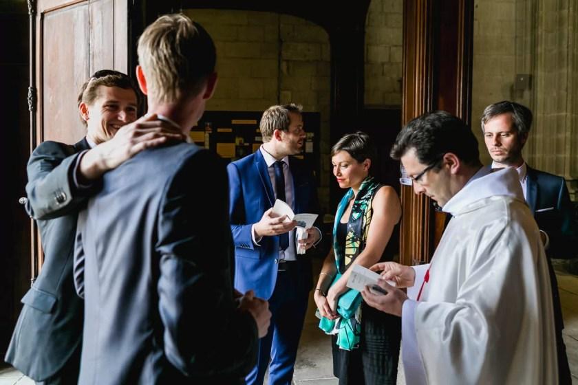 complicité mariage marié amis émotion jeremy fiori wedding photographer