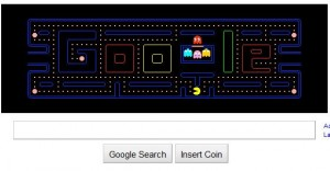 Google gets Pac-Man Fever: Keep it BLEEP BLOOPin simple, stupid: