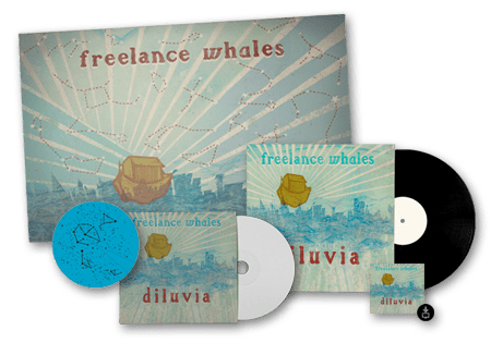 Music I'm Digging Friday: new Freelance Whales!