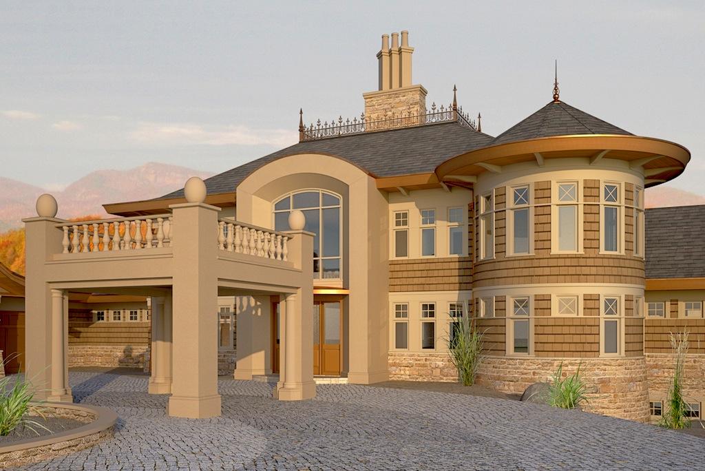 Luxury Home Designs Residential Designer - luxury home design