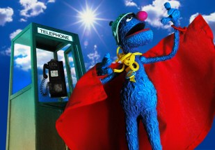 PALISADES TOYS - Super Grover