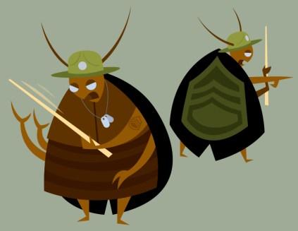 MYTHFITS - Roach