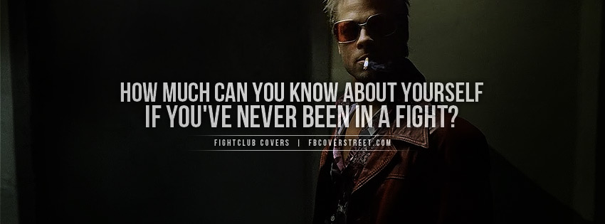 Fight Club Movie Quotes Wallpaper 9 Life Lessons With Tyler Durden Amp Jeremy Scott