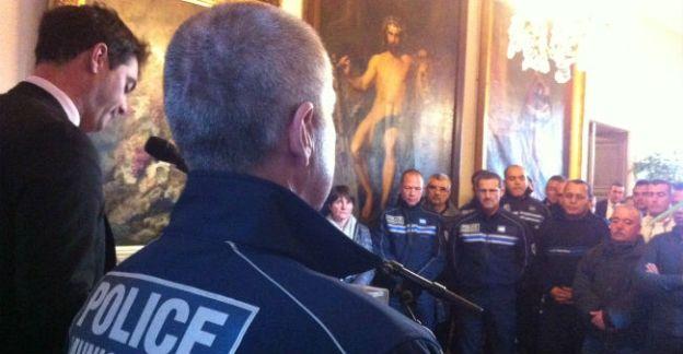 Jérôme Viaud- Police Municipale