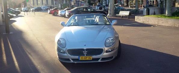 Jérôme Viaud- Maserati