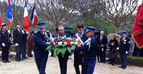 Jérôme Viaud- Commémoration 2015