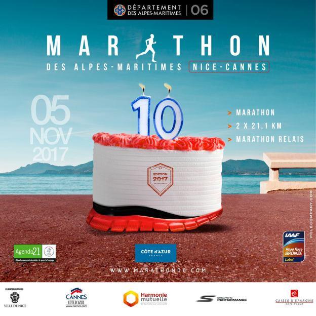marathon 10 ans