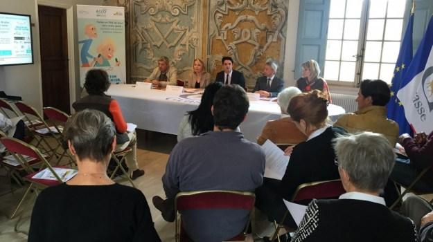 Conférence de Presse Prévention active sénior 01