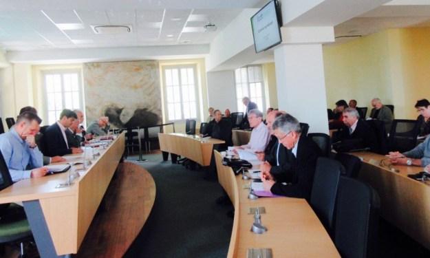 Comité syndical du SCOT Schémas de Cohérence Territoriale 02
