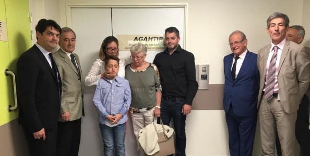 Une nouvelle unité de dialyse à l'Hopital de Grasse 04