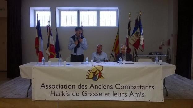 Assemblée Générale Association des Anciens Combattants Harkis