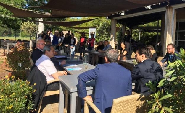 Café emploi avec la Mission Locale à Grasse 02