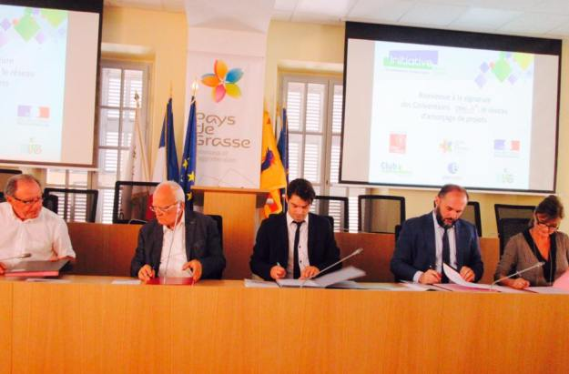 1er Dispositif CitéLab en partenariat avec Initiatives Terres d'Azur 01
