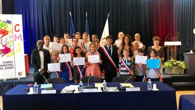 Bilan du Conseil Municipal des Jeunes 01