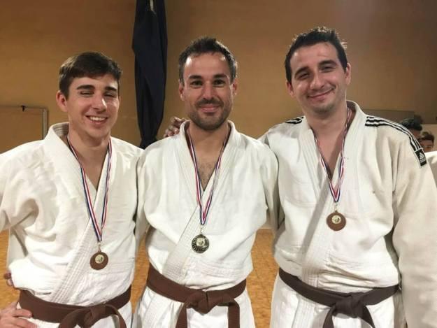 judo club de grasse honneur