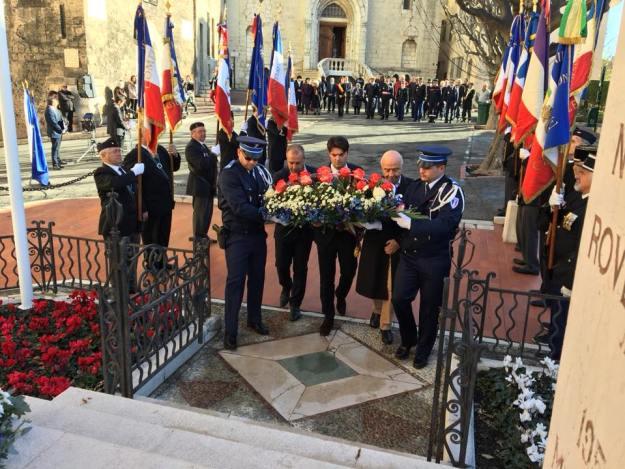 Hommage aux morts pour la France en Algérie au Maroc et en Tunisie 01