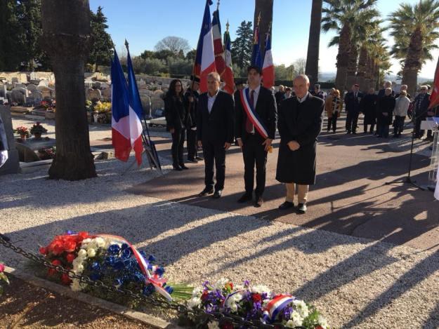 Hommage aux morts pour la France en Algérie au Maroc et en Tunisie 05
