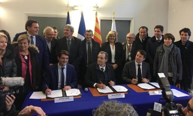 Signature du Contrat Régional d'Equilibre Territorial 02