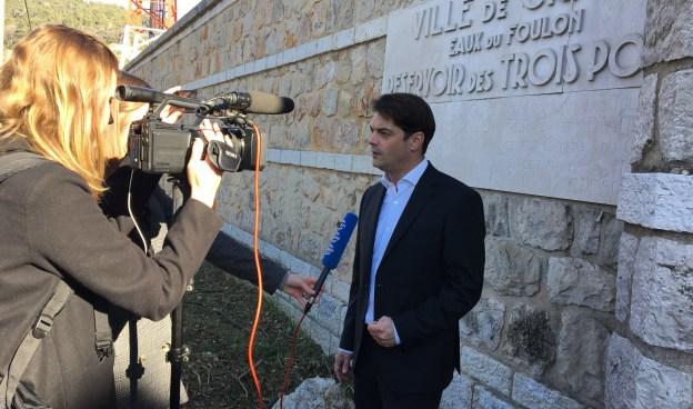 reportage azur tv microcentrale