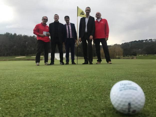 A la rencontre de Marc Rom, Président du Comité départemental du golf 06