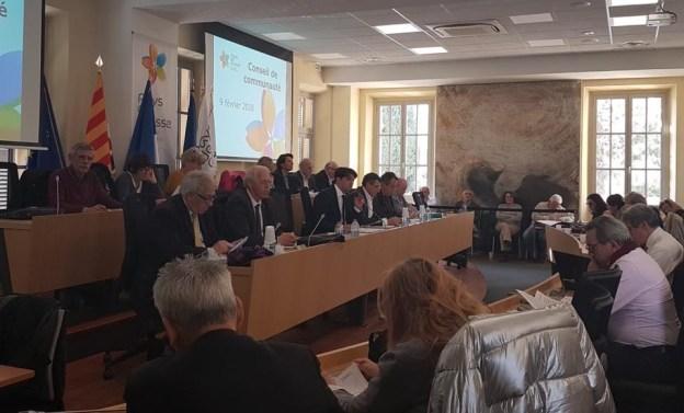Conseil communautaire du 09 février 2018