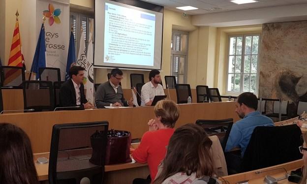 Premier Comité de Pilotage relatif à l'Approvisionnement local de nos cantines scolaires