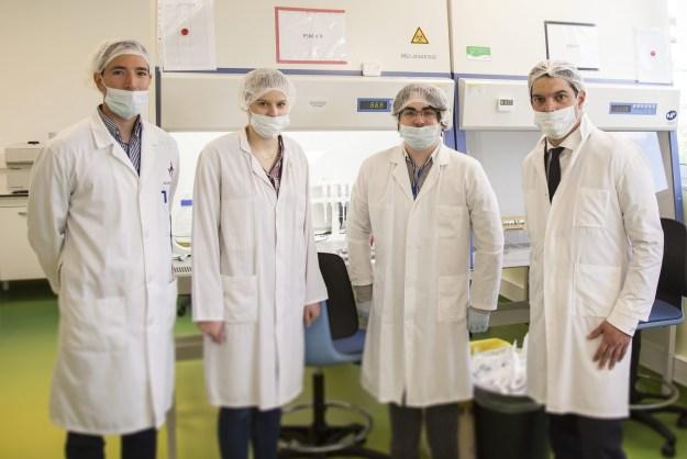 Rencontre avec les 3 premières entreprises qui ont intégrées l'hôtel d'entreprises Biotech 02