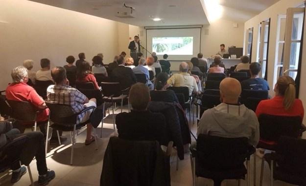 Rencontres agricoles et environnementales du Pays de Grasse. Notre Paysage est-il menacé 02