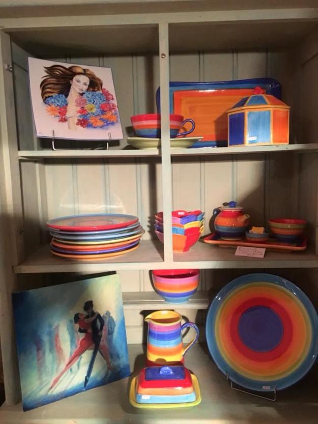 Ouverture de la boutique-atelier de Nathalie WAUTELIER, UN PARFUM D'ART 05